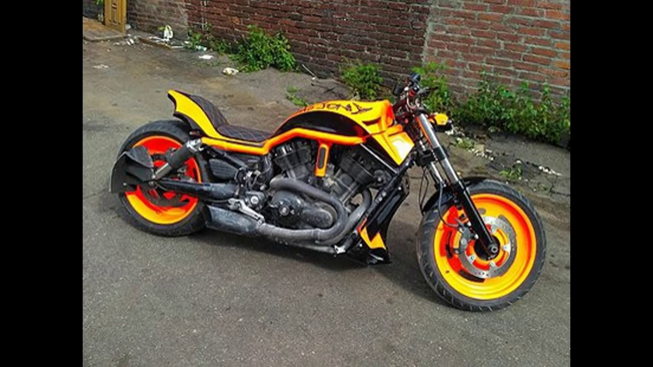 harley davidson usa v rod custom motorcycles youtube. Black Bedroom Furniture Sets. Home Design Ideas