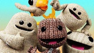 LITTLEBIGPLANET 3 - O Início do Gameplay, com Facecam! Em Português!