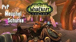 Let's Play WoW Legion PvP Meuchel Schurke #36 Auf den Punkt