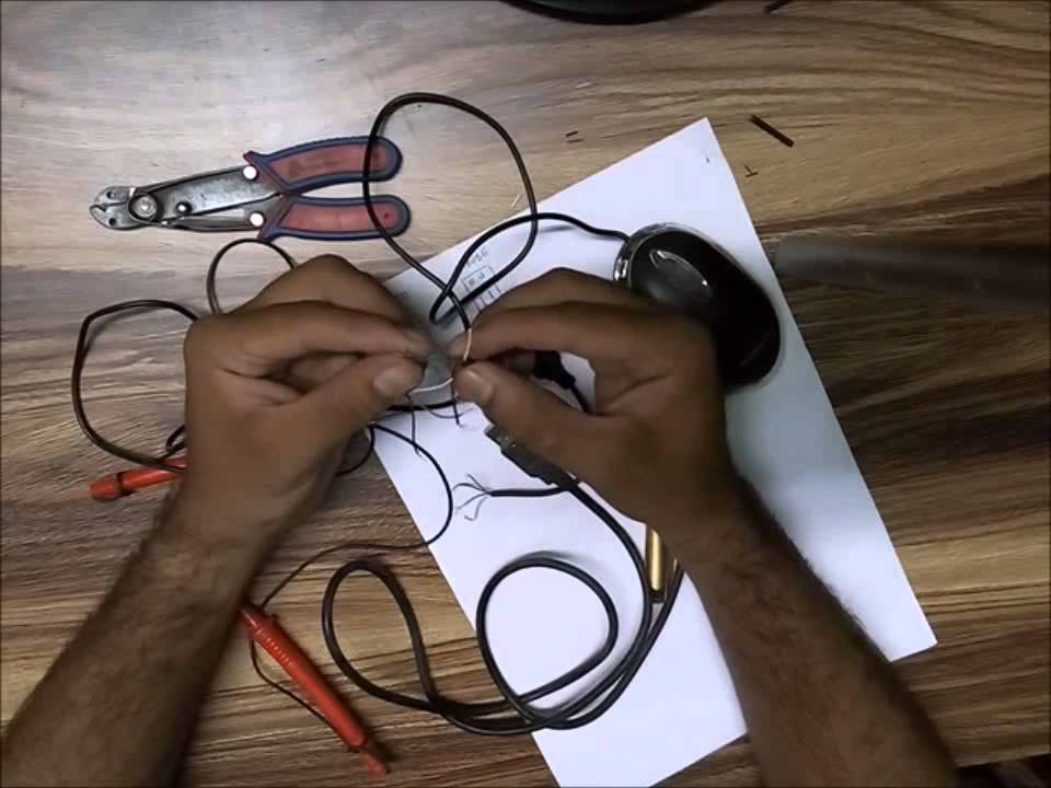 Mouse Cord Wiring Diagram - House Wiring Diagram Symbols •