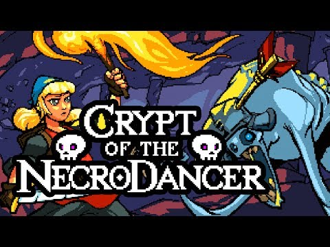 Indie Time: CRYPT OF THE NECRODANCER (Alpha)