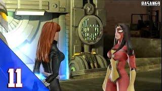 Marvel Ultimate Alliance 2 (PC) walkthrough part 11 (Anti-Reg.)