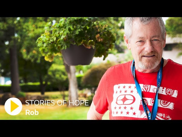 Rob's Story of Hope | Portland Rescue Mission