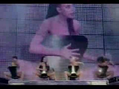Spice girls naked live