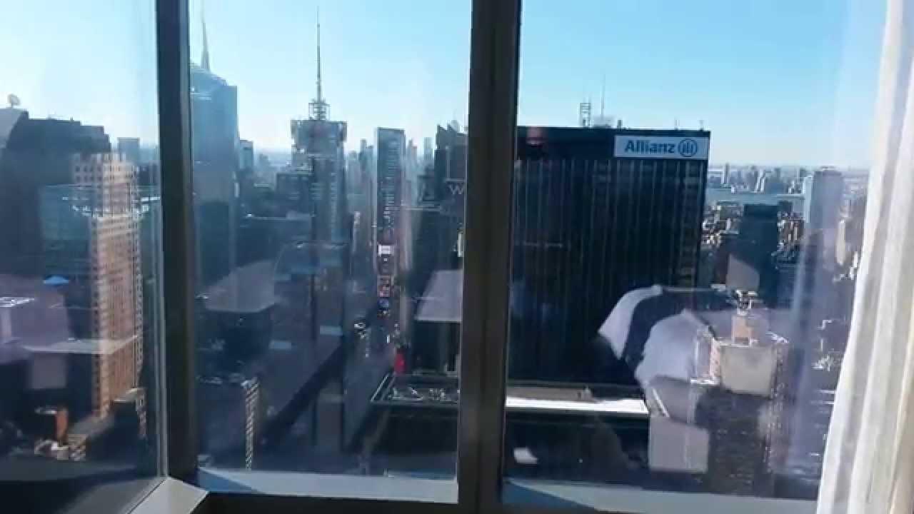Hotel Marriott Manhattan New York