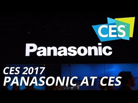 CES 2017: Panasonic at CES