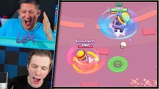 Carl Death Battle in EVERY Game Mode | Lex vs Kairos