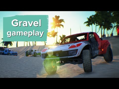 Gravel: gameplay
