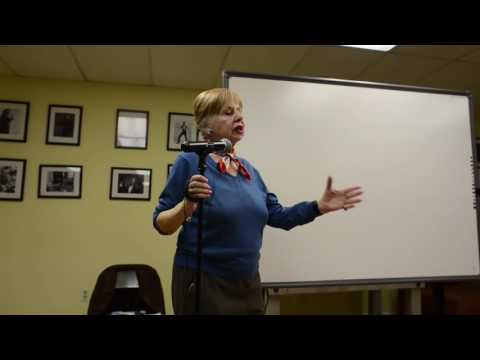 Kathy Griesz - Barnstable Academy Presentation - Holocaust from Hungarian Perspective