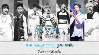 [KARAOKE-THAISUB] JUST TONIGHT (그냥 오늘 밤) - GOT7