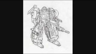 Transformers artwork Slideshow 1.