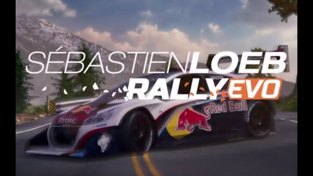 introduction s bastien loeb rally evo ps4 youtube. Black Bedroom Furniture Sets. Home Design Ideas