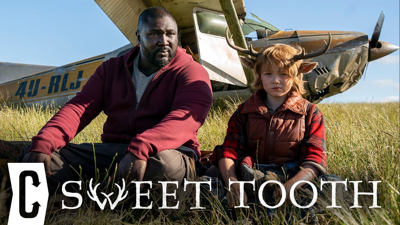'Sweet Tooth': Christian Convery & Nonso Anozie on What Makes the Show So Special and Season 2
