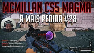WARFACE - MCMILLAN CS5 Magma / A mais pedida #28