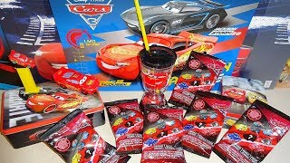 2017 Disney Cars 3 Movie Mattel Die Cast Mini Racers Blind Bags & Other Surprise
