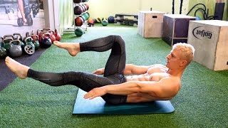 20 Intense Abs Exercises