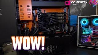 Computex 2019: EKWB at Hyatt - LEO is seriously impressed! WOW!
