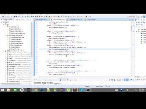 Server Side demo XML RPC