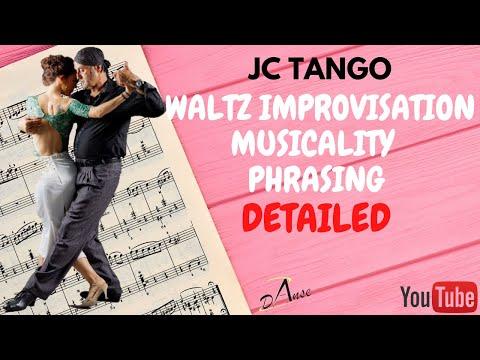 Social Tango On Line : Tango Vals Musicality Intermediate/advanced Musicalité Inter/avancé