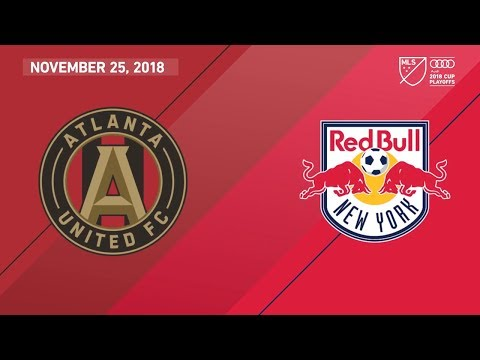 HIGHLIGHTS: Atlanta United FC vs. New York Red Bulls | November 25, 2018
