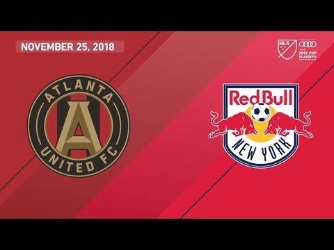 HIGHLIGHTS: Atlanta United FC vs. New York Red Bulls | November 25, 2018