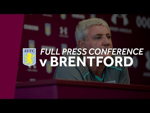 Press conference: Brentford home
