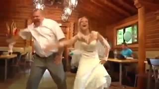 А ВЫ ГОВОРИТЕ, МУЖИКИ НЕ ТАНЦУЮТ!  Приколы на свадьбе 2017