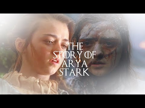 (GOT) Arya Stark | Kisah lengkapnya