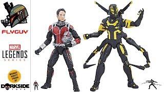 Марвел легенд 6 дюймів в MCU, Людина-мураха Людина-мураха і жовтого шершня фігурку іграшки огляд | купити FLYGUY
