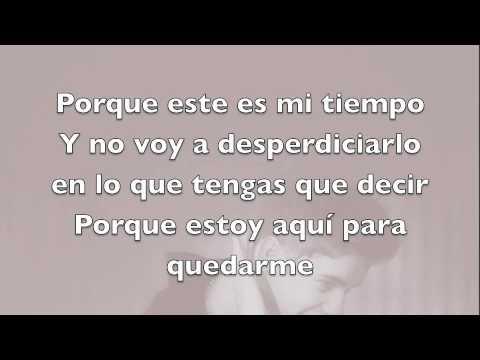 We Were Born For This-Justin Bieber- Letra traducida al español