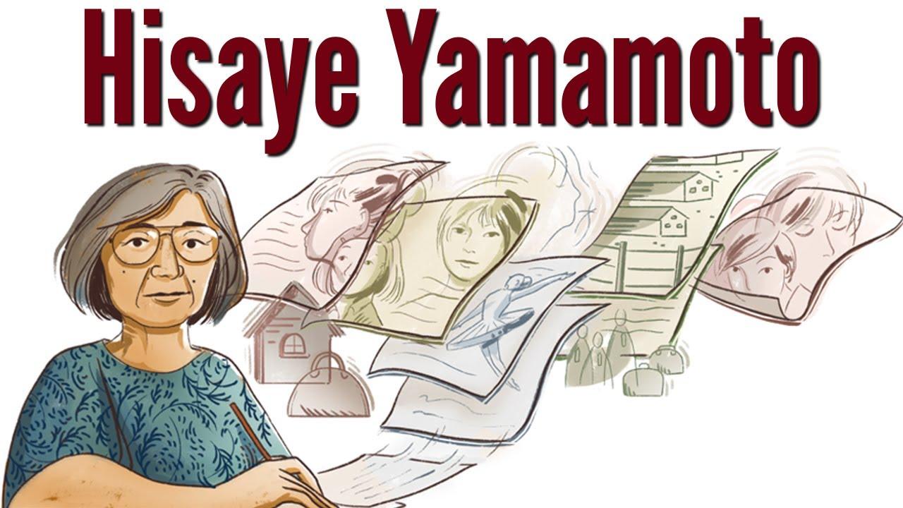 Google Doodle honors Japanese American author Hisaye Yamamoto