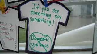 Domestic Violence Month @Jacobi Hospital 2012
