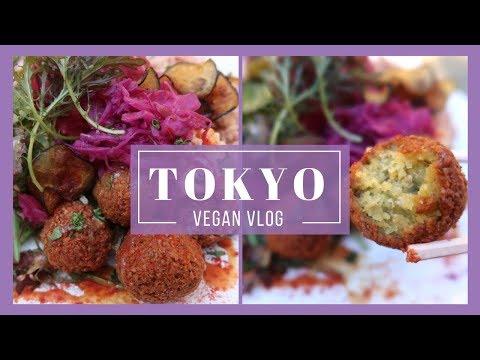VEGAN IN TOKYO - CORI VEGAN FOODSTAND FALAFEL