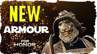 NEW ARMOUR: