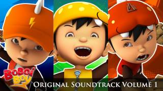 BoBoiBoy OST: 18. Retro Gamers