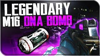 """LEGENDARY M16"" WAR PIG DNA BOMB! NEW Legendary Weapon Gameplay! (Legendary M16 COD AW)"