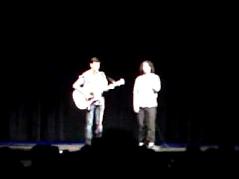 "John Jay Talent Show 2011-""For You I Will"""