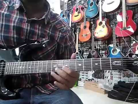 Blues and Rod (Black) Guitar Solo& riff cover and lessons