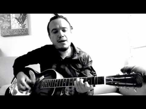 Truckin My Blues Away (Blind Boy Fuller) - Walter Brancatisano