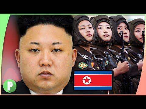 A TOP 10 LEGŐRÜLTEBB Dolog Észak - Koreában