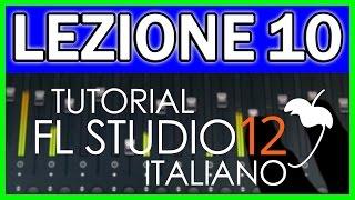 tutorial fl studio 12   lezione 10 automazioni prima parte italiano