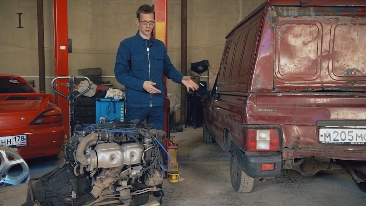 Бешеный мотор на Жигули. Плагиат серия 2.
