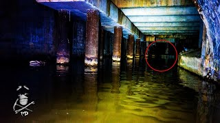 WARNING Scary Encounter In A SECRET Underground Catacomb Below The City