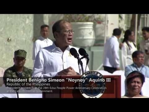 28th Edsa People Power Anniversary in Cebu