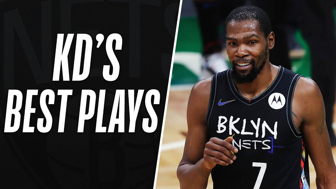 Download Kevin Durant's BEST Moments Of The Season!