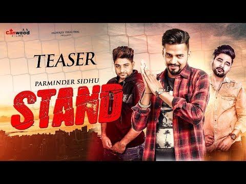 STAND TEASER | Parminder Sidhu | DJ Narender | Fateh Shergill | Latest Punjabi Song 2018
