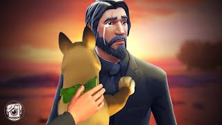 NEVER KILL JOHN WICK'S DOG - A Fortnite Short Film
