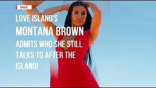 Montana Brown Reveals All About Life After the Island - Big Interview