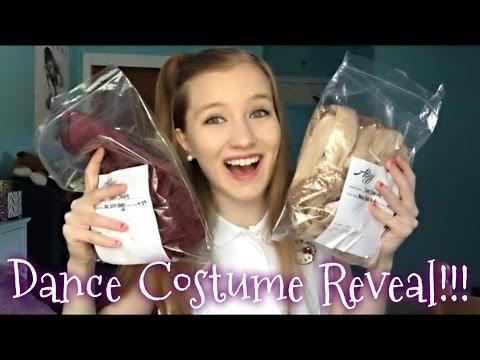 Dance Costume Reveal (2016) | Sara Harlee