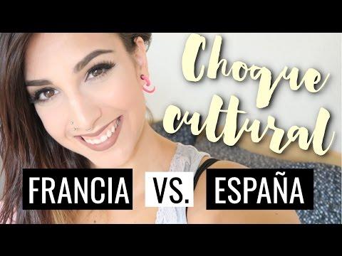 CHOQUE CULTURAL: FRANCIA VS. ESPAÑA | Sandsleek